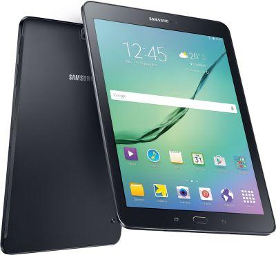 Samsung Galaxy Tab S2 - vorne und hinten