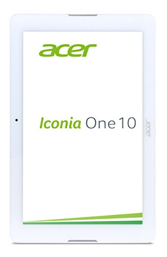 Acer Iconia One 10 - hochkant