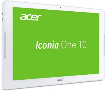 Acer Iconia One 10 von links