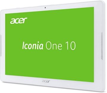 Acer Iconia One 10 von rechts