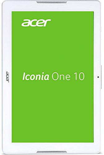 Acer Iconia One 10 hochkant