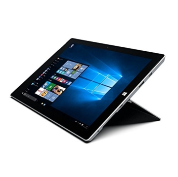 Microsoft Surface 3 in Schwarz
