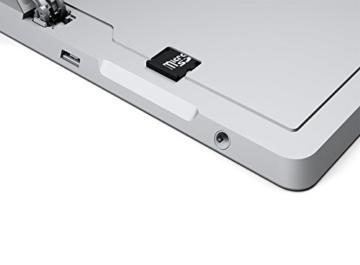 Microsoft Surface 3 Detailaufnahme Anschlüsse