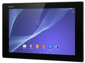 Sony Xperia Tablet Z2 schräge Ansicht